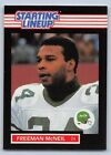 1989  FREEMAN McNEIL - Kenner Starting Lineup Card - NEW YORK JETS
