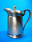 Waldorf Astoria 14 Ounce Pitcher International Silver Co. 1932 Coffee Tea Water