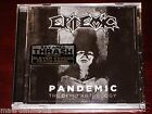 Epidemic: Pandemic - The Demo Anthology CD 2012 Divebomb Records USA DIVE027 NEW