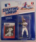 1988  GEORGE BELL - Starting Lineup - SLU- Sports Figurine - TORONTO BLUE JAYS