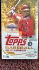 2013 Topps Baseball Hobby Factory sealed Box series 2