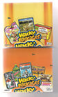 LOT OF (2) 2013 TOPPS WACKY PACKAGES SERIES #10 & #11 SEALED BOX LOT