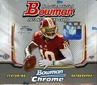2013 BOWMAN FOOTBALL HOBBY BOX
