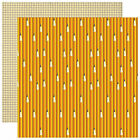 Reminisce PENCIL THIS IN 12x12 Dbl Sided 2PCS Scrapbooking Paper 99 CENT SALE