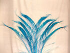 10 Peacock Sword Feathers 30-38 Length Bleached Dyed 21 Colors Available