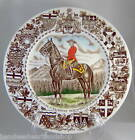 Collector Plate Wood and Sons England Royal Canadian Mounted Police Horse