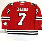 Chris Chelios Rookie Cards and Autograph Memorabilia Buying Guide 45
