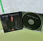 MIKE PREVITI Lights CD 2008 Boston songwriter Last Cry MTV Real World