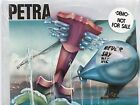 PETRA Never Say Die LP 1981 Star Song Greg X Volz CCM Demo new SEALED