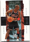 Michael Jordan 2003-04 Upper Deck Exquisite Collection Base Card 221 225