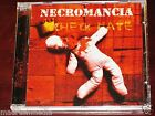 Necromancia: Check Mate CD ECD Hellion Music Brazil HEL0154
