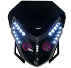 Black Head Light Street Fighter Fairing For Buell Triumph BMW Ducati Naked Bike