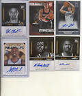 2013-14 PINNACLE MICHAEL CARTER-WILLIAMS RC AUTO AUTOGRAPH SIXERS 1 CARD ONLY