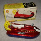 Vintage Dinky Toys Number 290 S.R.N.6 Hovercraft  Made in England Die Cast