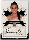 Emmanuelle Chriqui 2011 In The Game ITG Canadiana Autograph Auto #A-EC1