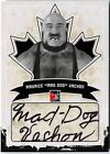 Maurice Mad Dog Vachon 2011 In The Game ITG Canadiana Autograph Auto #A-MV2