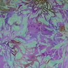 Batik Cotton By the Yard Fabric Hoffman BF2-194 Robin's Egg quilting/sewing