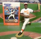 1988  EDDIE MURRAY - Starting Lineup - SLU - Loose with Card - BALTIMORE ORIOLES