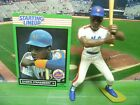 1989  DARRYL STRAWBERRY - Starting Lineup - SLU - Loose With Card -New York Mets