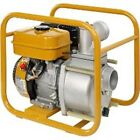 COMMERCIAL Trash Pump 3 Suction  Discharge Port 246 GPM 40 PSI 6 HP