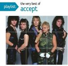 Accept - Playlist: The Very Best Of Accept [CD New]