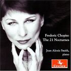 Jean Alexis Smith - Chopin: 21 Nocturnes [CD New]