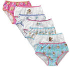 DISNEY FROZEN PRINCESS ELSA ANNA 7 PAIR UNDERWEAR UNDERPANTS PANTIES NEW