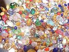 230 SWAROVSKI CRYSTAL VTG LOOSE RHINESTONES HUGE LOT AUSTRIA REPAIR JEWELRY NOS