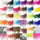 1000 Little Miyuki Delica Transparent 11 0 Round Glass Seed Beads in 5 Gram