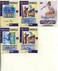 2011 UPPER DECK WORLD OF SPORTS MIKE POWELL AUTO AUTOGRAPH TRACK