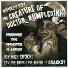 Monkey Boy Creature of Dr Rumpledink New CD