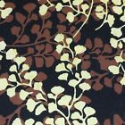 Batik Cotton Fabric Hoffman F2034-213 Onyx material for Quilting/Sewing