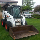 2004 Bobcat S220 Skid Steer Loader 72 Bucket Heated Cab Snow Machine