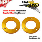 2 x Toyota Hilux Kun Strut Spacer 1 20mm Lift Kit Kun26R Suspension Pair