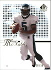 2002 (EAGLES) SP Authentic Gold #11 Donovan McNabb 50