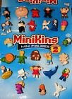 2014 Topps Garbage Pail Kids MiniKins Series 2 Mini Figures  19