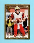 Patriots Tom Brady 2000 Pacific Private Stock Gold #128 Rookie Card Rc 17 181