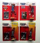 4 STARTING LINEUP FIGURES SHAQUILLE O'NEIL 1994 1995 ANFERNEE HARDAWAY 1996