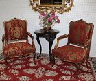 Gold Arm Chairs New Uphl C1860