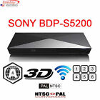 Sony BDP-S5100 Region Free DVD and Region A Blu-Ray Disc Player- WiFi