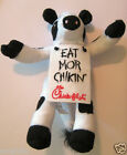 CHICK-FIL-A Plush Collectable Promo Cow, Eat Mor Chikin' Bigger 9 Inch Version