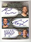 KEVIN LOVE RUSSELL WESTBROOK DANILO GALLINARI 07 08 exquisite auto RC 3x SN# 199