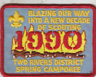 M-3792 1990 TWO RIVERS DISTRICT CAMPOREE