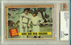 BABE RUTH SPECIAL 3 1962 TOPPS #137A GREEN TINT!