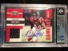 2011 Panini Threads Gameday #22 Roddy White BGS 8.5 Auto 10 POP 1 # 15 Falcons