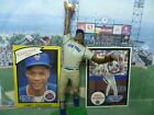 1990  DARRYL STRAWBERRY - Starting Lineup - SLU - Loose With 2 Cards - N.Y. Mets