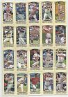 2014 Topps Gypsy Queen Mini Variations Guide 107