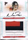 MATT RYAN 2008 PLAYOFF NATIONAL TREASURES JUMBO PATCH AUTO ROOKIE RC 99 FALCONS