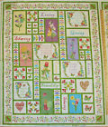 Just for Friends Friendship Angels Northcott Cotton Fabric Panel 1 Yard 3775
