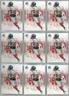 Michael Vick Upper Deck 2003 SP Authentic NFL Football Trading Card # 7-Lot of 9